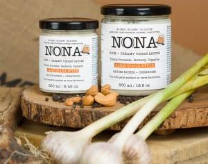 NONA Vegan Carbonara Sauce